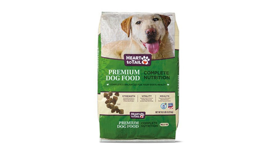 Heart to Tail Dog Food