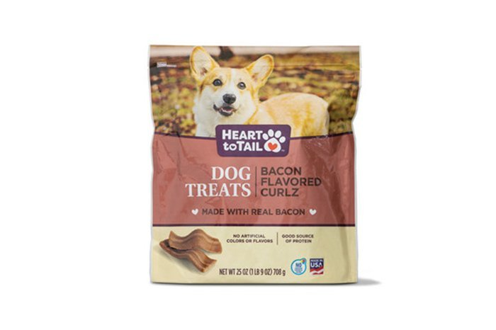 Heart to Tail Dog Treats