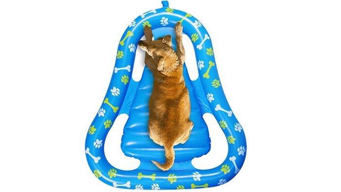 SUNSHINE-MALL Dog Pool Float