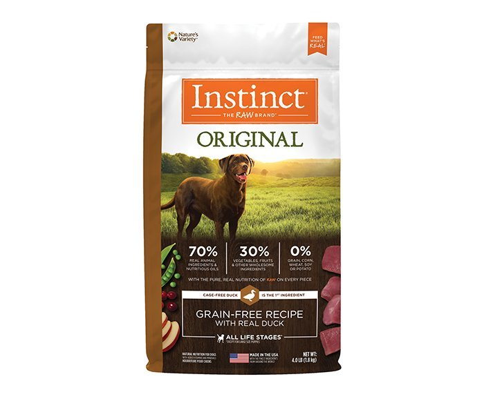 Instinct Original Grain-Free with Real Duck Review
